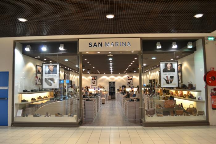 San Marina devanture