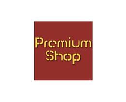 logo premium shop