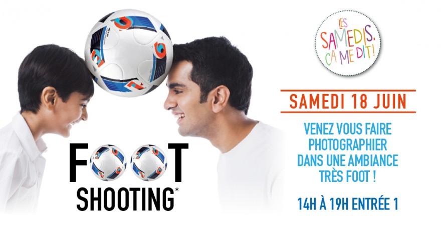 foot shooting