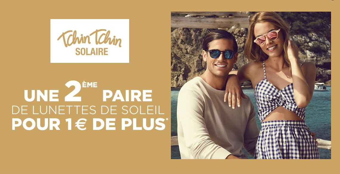 Alain Afflelou promotions