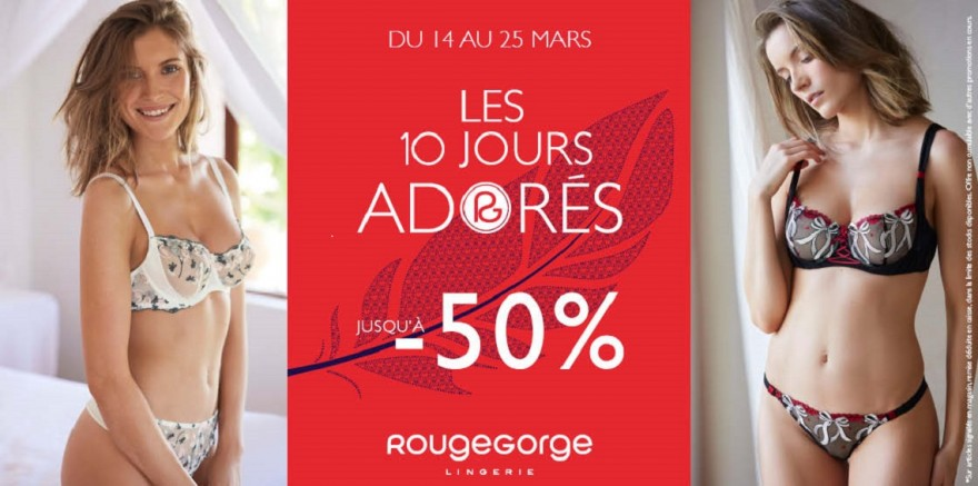 Rougegorge promotions