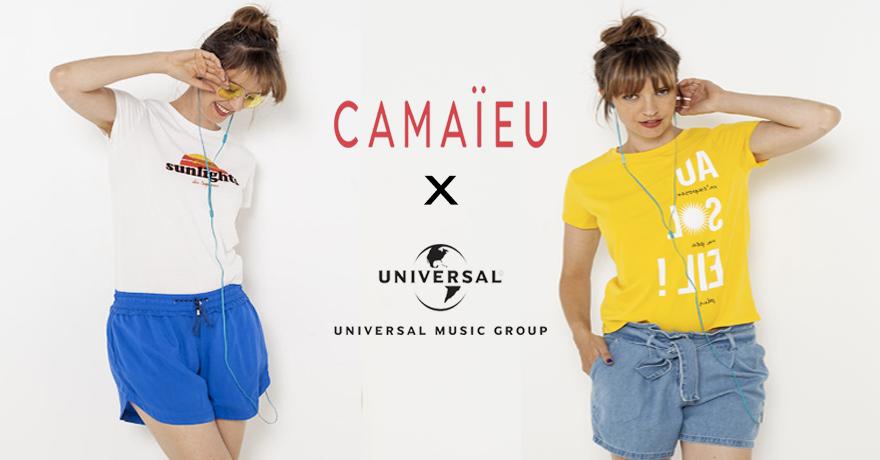 Camaieu X universal image