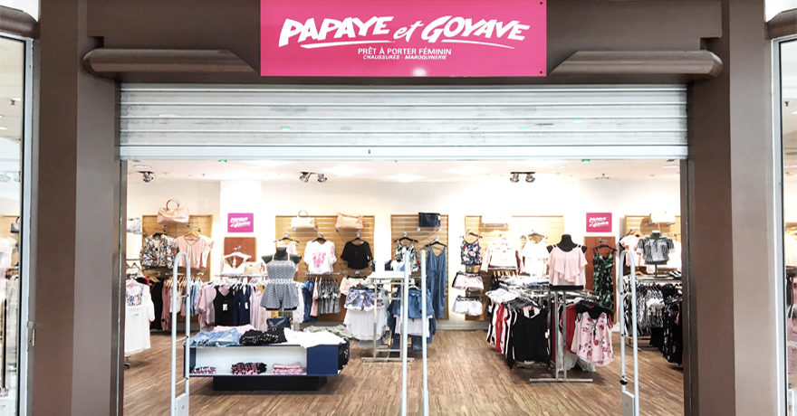 Extérieure Papaye et Goyave-2