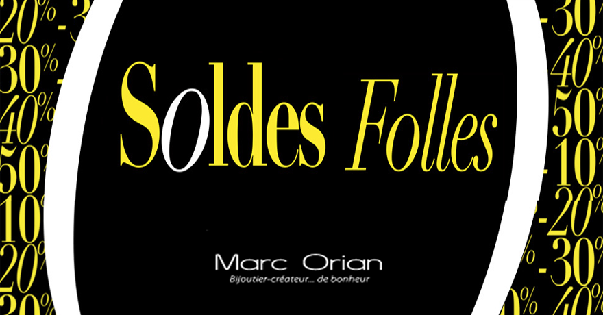 MARC ORIAN SOLDE