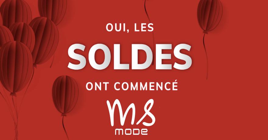 MS mode solde