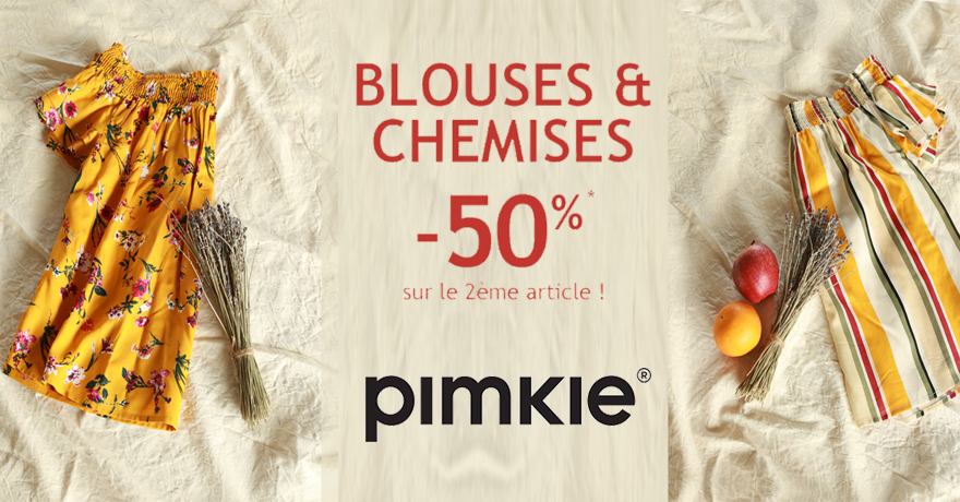 Pimkie offre