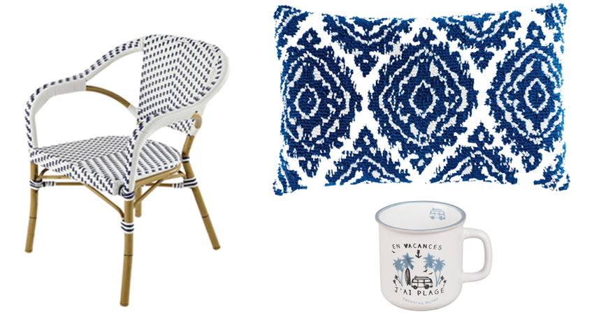 meubles bleuss