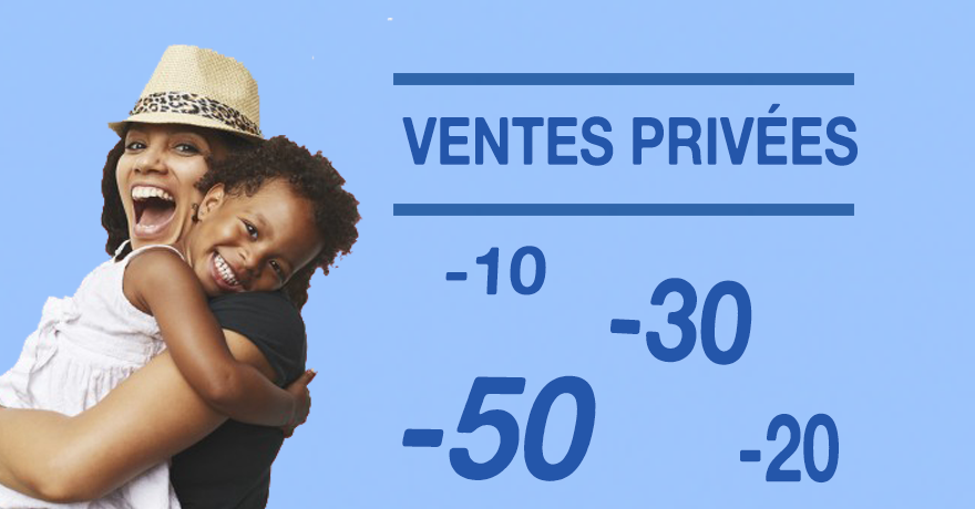 ventes privées image