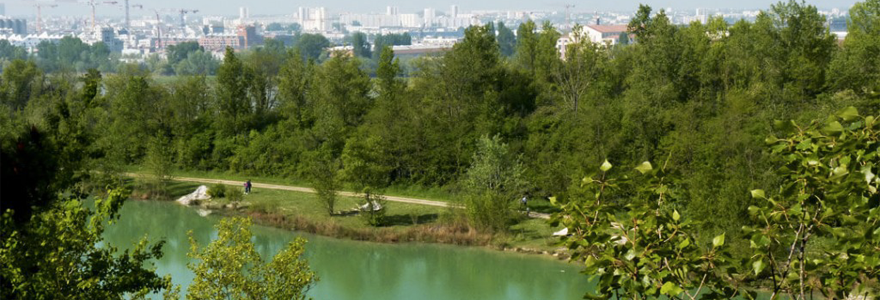 Parc ermitage