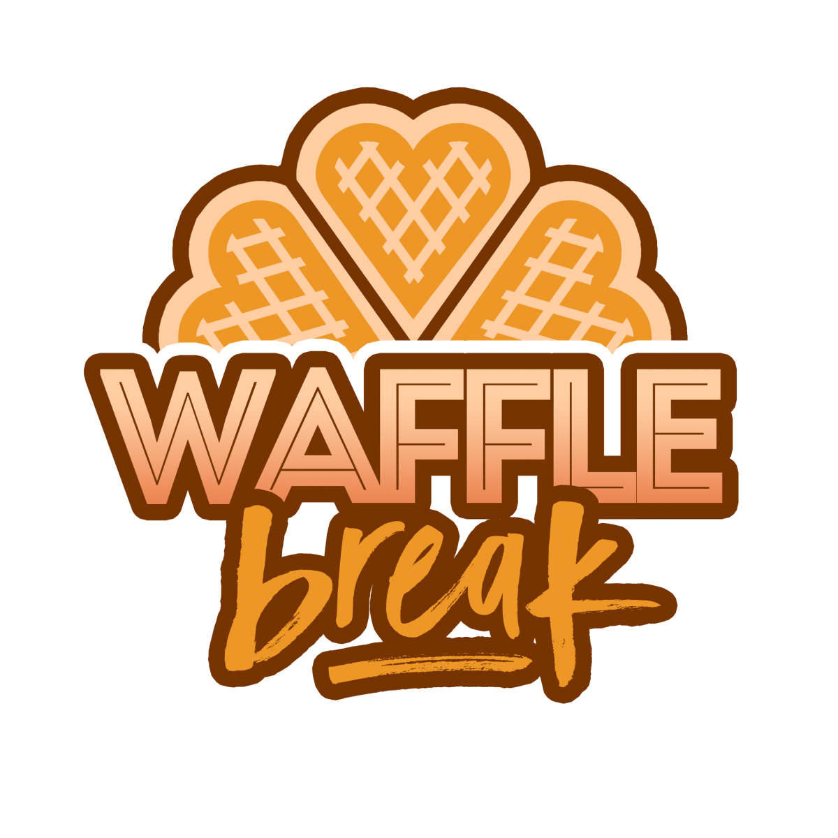 waffle break - logo complet - png